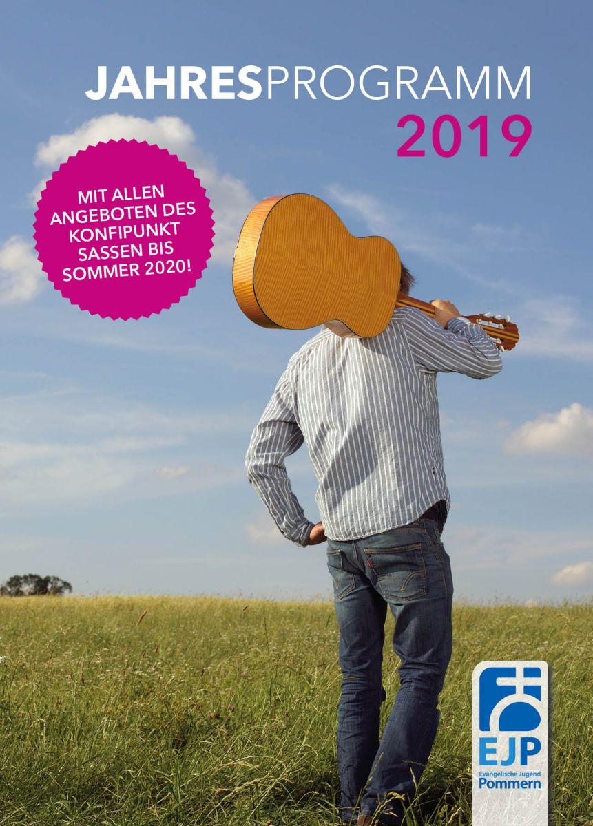 Jahresprogramm der EJP