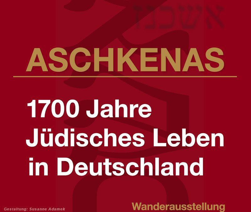 Wanderausstellung der Nordkirche – 1700 Jahre jüdisches Leben in Deutschland
