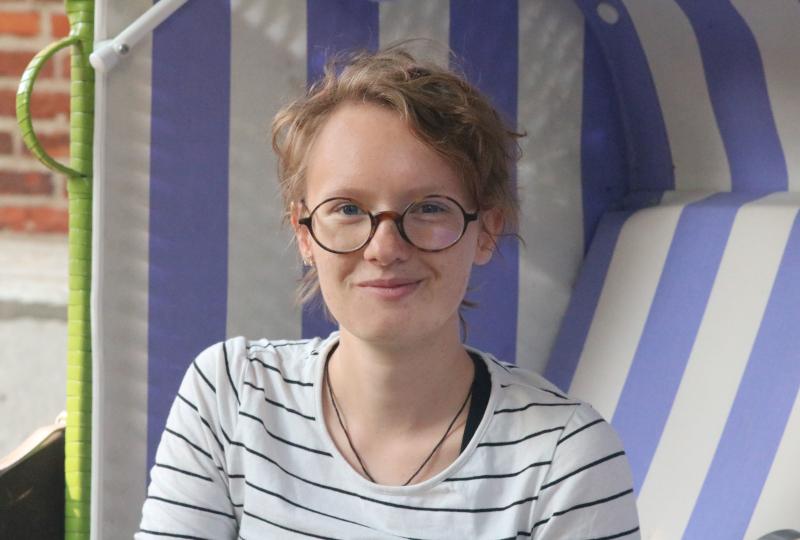 Rike Bauckhage aus Greifswald gewinnt ersten Jugendandachtspreis